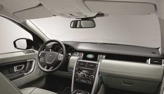 2015 Land Rover Discovery Sport - 3