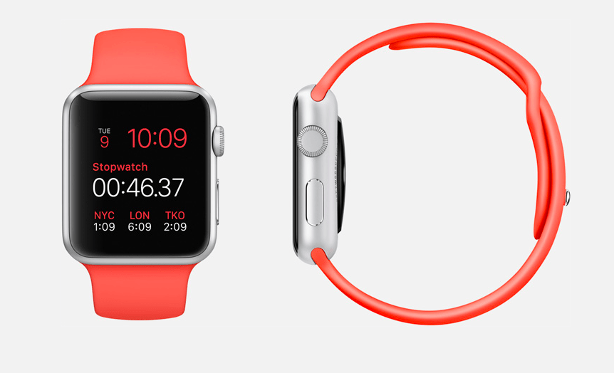 Apple Watch Tasarımı