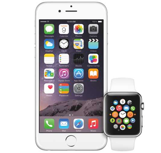 iPhone 6 & Apple Watch
