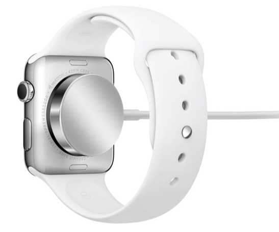 Apple Watch - White