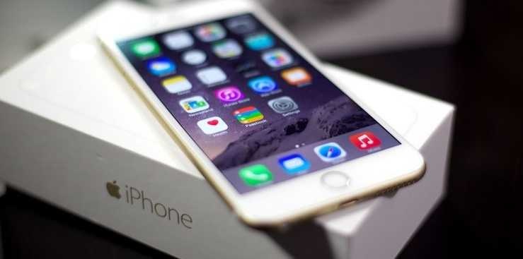 Apple iPhone 6 Plus Testte
