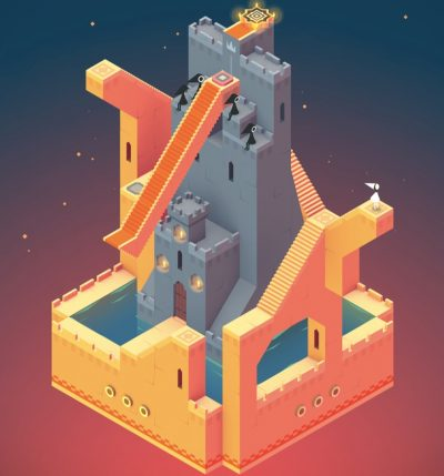 Windows Phone İçin Monument Valley Yayınlandı