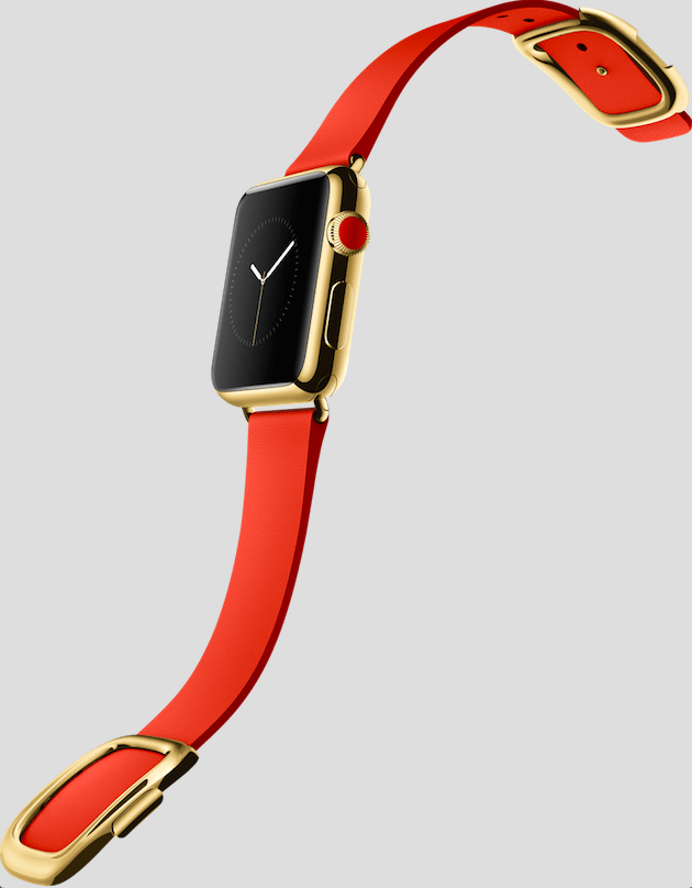 Apple Watch (Gold Edition)