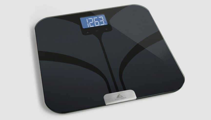 Weight Gurus Smart Body Scale