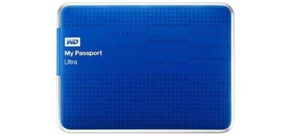 WD My Passport Ultra 1 TB Testte