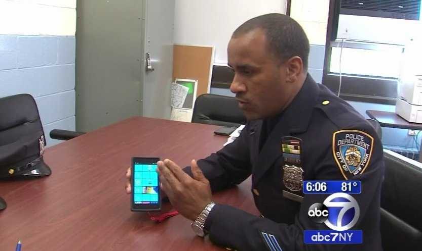 New York Polis Departmanı Windows Phone Kullanacak