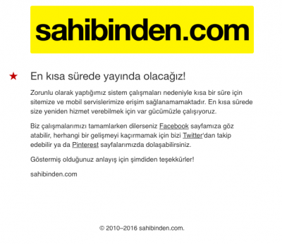 Sahibinden.com Hacklendi mi? İşte İlk Detaylar…