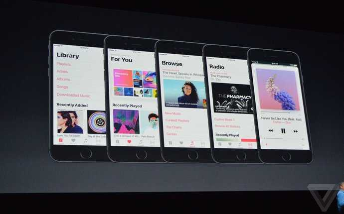 applemusicnewfetures