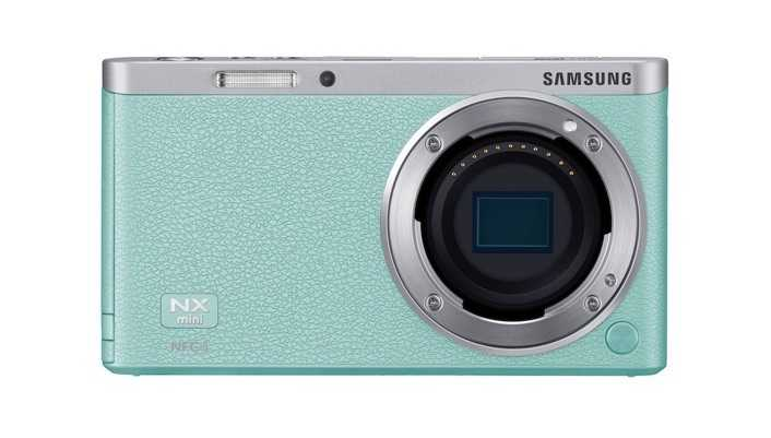 Samsung Smart Camera NX Mini İncelemesi