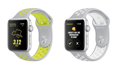 Apple ve Nike'dan Koşan Saat: Apple Watch Nike+