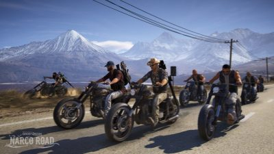 Tom Clancy's Ghost Recon Wildlands Narco Road Çıkış Tarihi