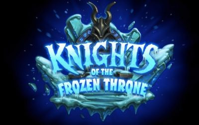 Hearthstone'un Yeni Genişlemesi Knights of the Frozen Throne Geliyor