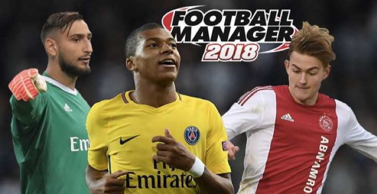 Football Manager 2018 En İyi Wonderkit'ler [Tüm Mevkiler]