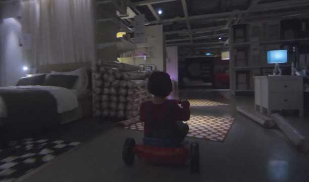 IKEA ve Cadılar Bayramı Kabusu!