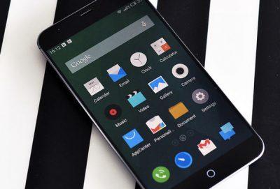 iPad Mini'ye Benzeyen Telefon: Meizu MX4
