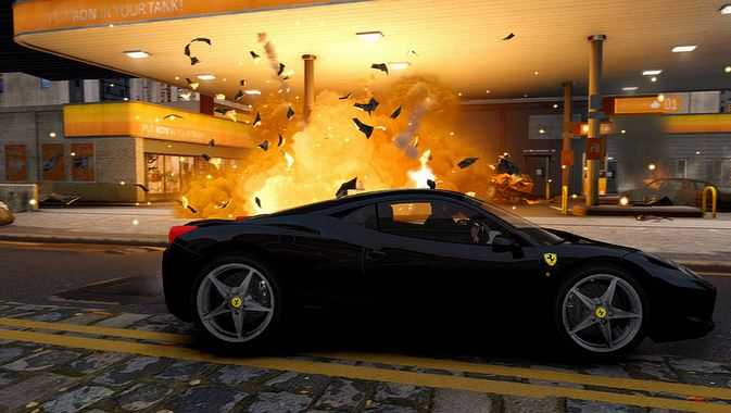 GTA IV İçin 4K Grafik Modu Tasarlandı