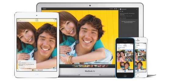 iPad & Macbook Air & iPhone 5