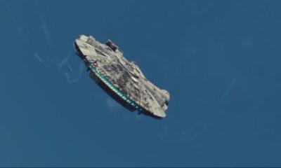 İşte Star Wars: The Force Awakens Fragmanı!