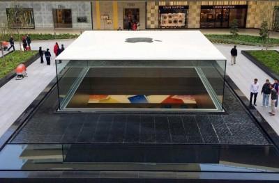 Apple Store Zorlu Center Ödüllendirildi