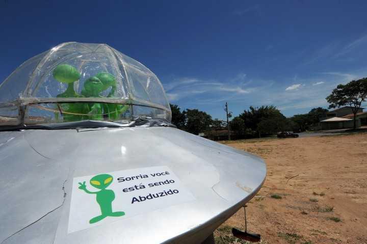 CIA Açıkladı: UFO'lar Bizdik!