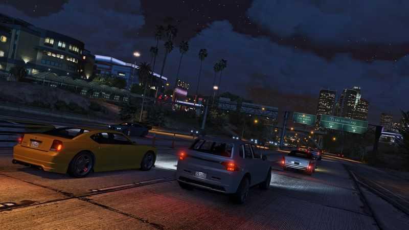 GTA 5 ekran görüntüsü - 2