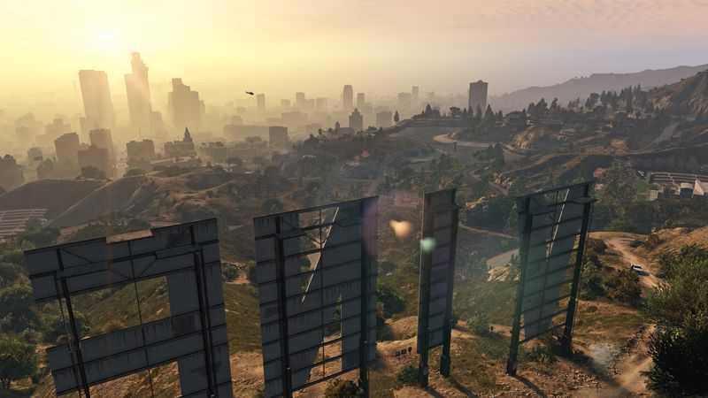 GTA 5 ekran görüntüsü