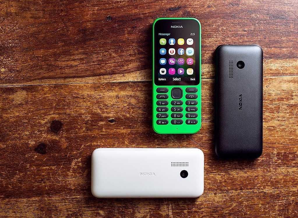 Şarjı 1 Ay Dayanan Nokia 215