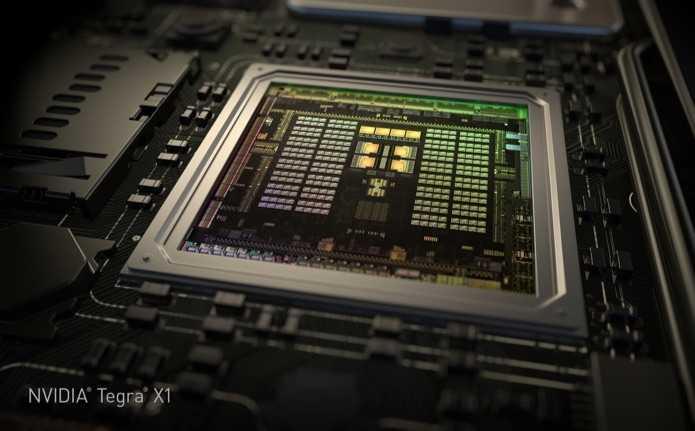 NVIDIA'nın Tegra X1 Süper Mobil Yongası Tanıtıldı
