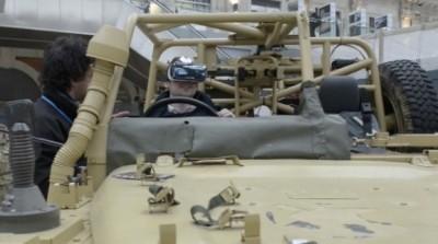 Occulus Rift İle Tank Keyfi