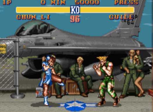 Müzik Aleti İle Street Fighter 2 Oynadı!