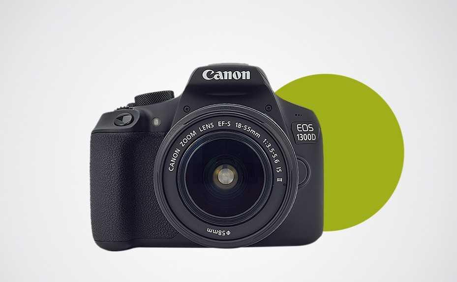 Canon EOS 1300D - Tasarım