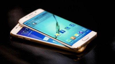 Samsung Galaxy S6 ve Galaxy S6 Edge