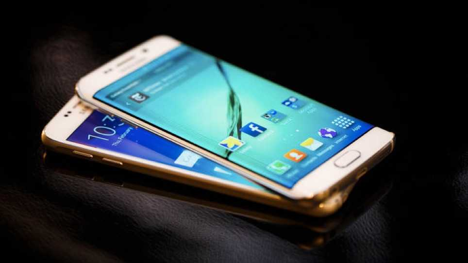 Samsung Galaxy S6 ve Galaxy S6 Edge