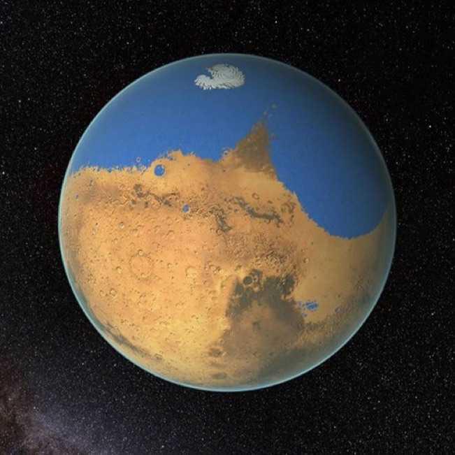 NASA'dan Mars İle İlgili Bulgu