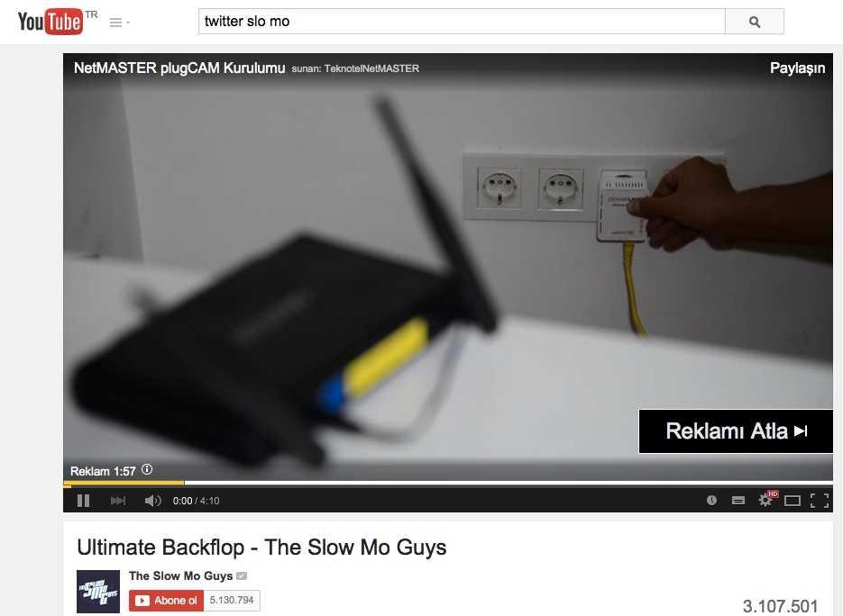 Ücretli YouTube Sinyalleri