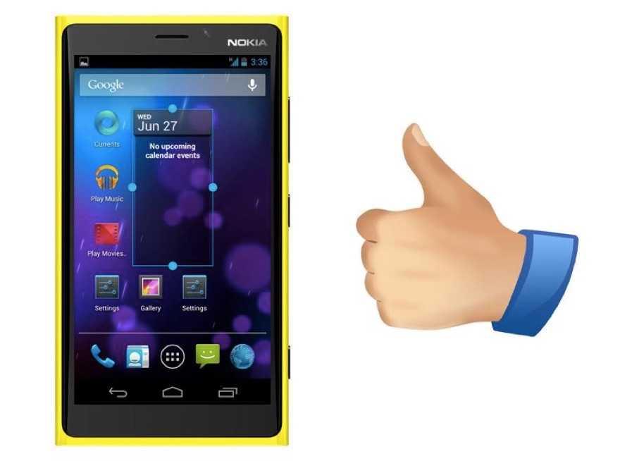 Nokia Android'li Telefonları İle Dönüyor!