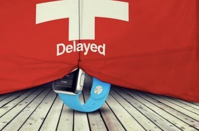 Apple Watch İsviçre'de Engellendi!