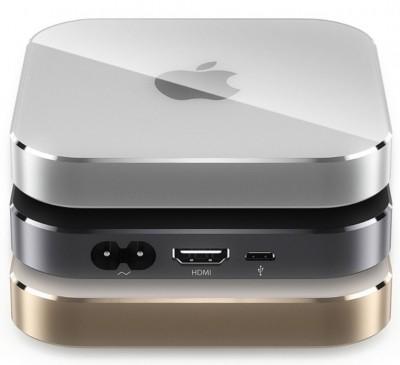 Yeni Apple TV Daha İnce Olabilir