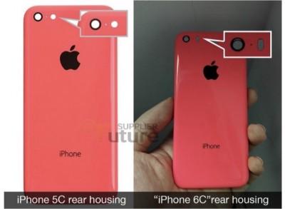 iPhone 6c Sızıntıları Başladı