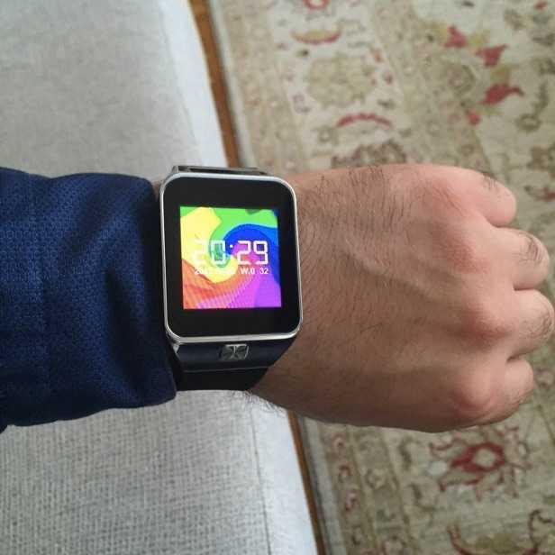 Quadro Smart Watch S71 (Ön yüz 3)