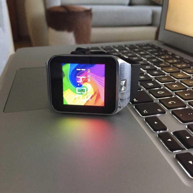 Quadro Smart Watch S71 (Ön yüz)