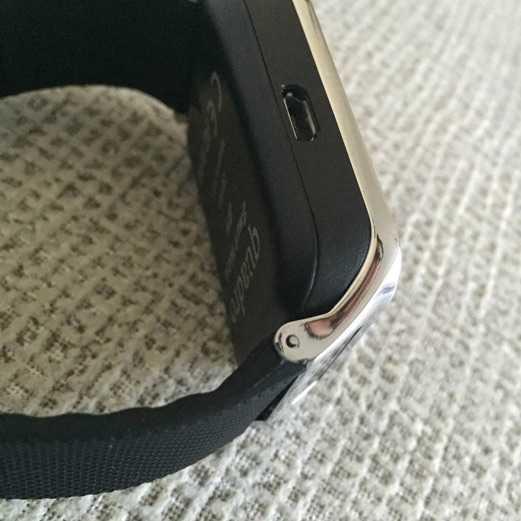 Quadro Smart Watch S71 (Yan yüz)