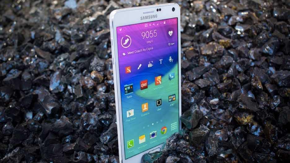 Samsung Akıllı Telefonları Çin'de Kan Kaybediyor