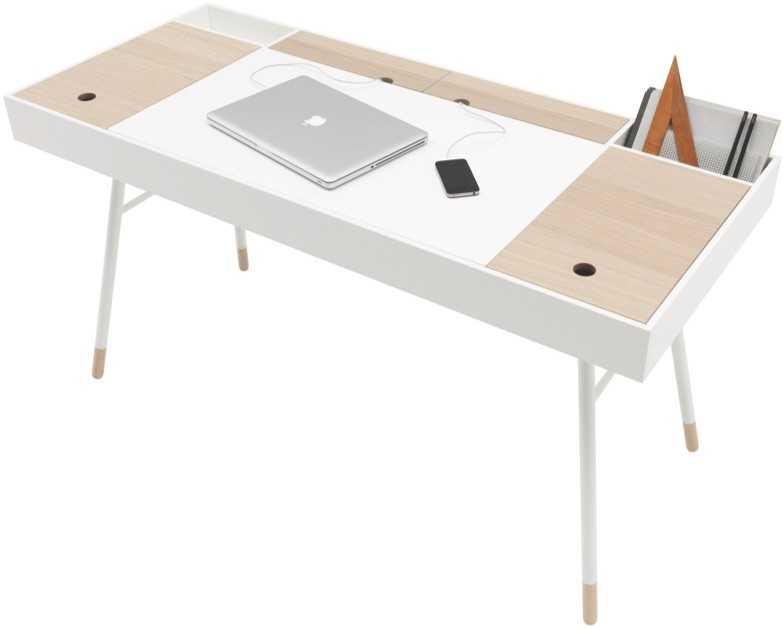 Jonathan Ive'ın çalışma masası