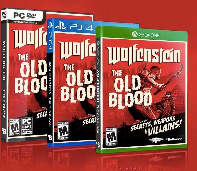 Wolfenstein: The Old Blood Çıktı