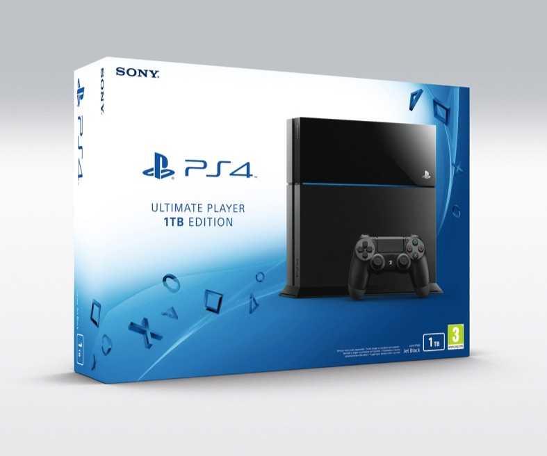 1 TB'lık PS4 15 Temmuz'da Geliyor!