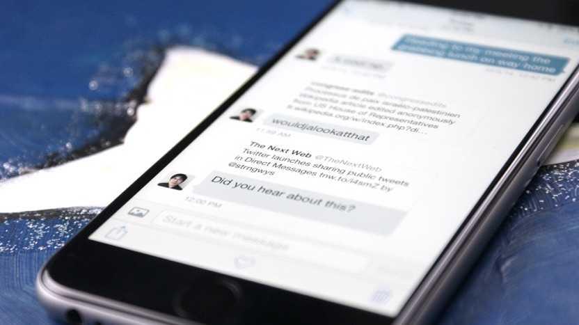 Twitter (Mobil)