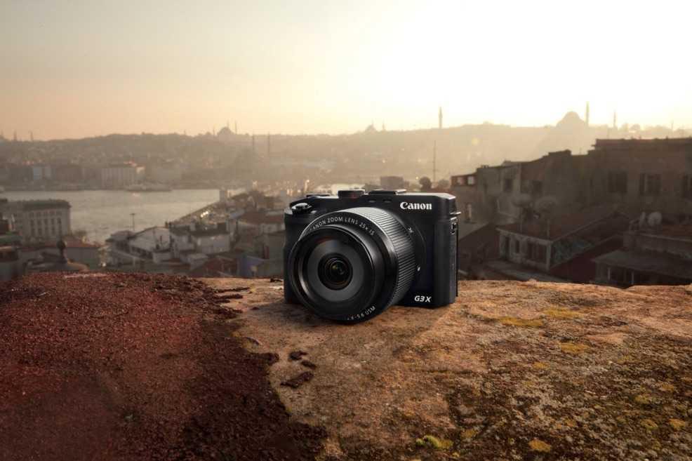 Canon PowerShot G3 X Tanıtıldı!