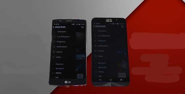Asus ZenFone 2 ve LG G4 Karşı Karşıya