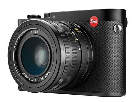 Rekor Fiyatlı Leica Q Tanıtıldı